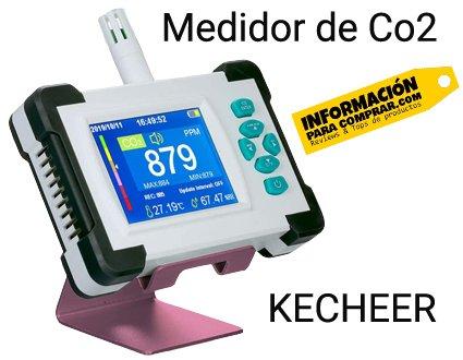 Kecheer medidor de Co2