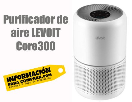 Purificador de aire LEVOIT Core 300 Hepa H13
