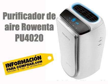 Purificador de aire Rowenta PU4020